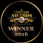 Best Live Cam Model Winner 2016 150x150